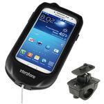 _Kit Funda + Soporte Moto Samsung Galaxy S4 | SMGALAXYS4R | Greenland MX_