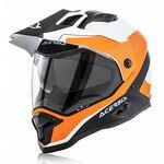 _Casco Acerbis Reactive Naranja | 0023466.229 | Greenland MX_