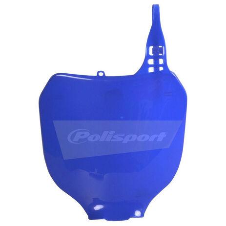 _Placa frontal polisport YZ 125/250 00-04 YZ 250 F 01-04 YZ 450 F 03-04 azul   8658000003   Greenland MX_