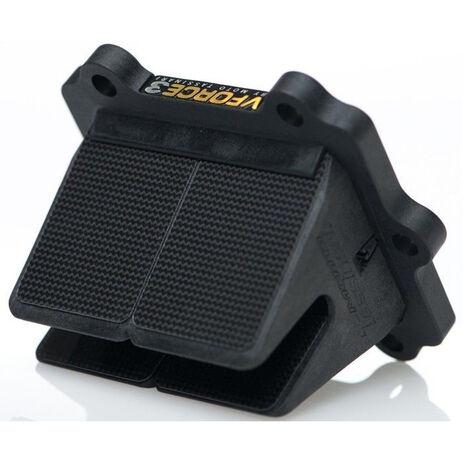 _Caja De Láminas Carbono V-Force 4 KTM SX 125/150/300 17 EXC 125/250/300 17 | V4R26 | Greenland MX_