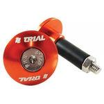_Topes de Manillar Trial Jitsie 14-17 mm Rojo | JI-TLBAR-RD | Greenland MX_