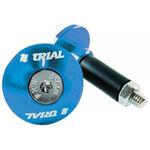 _Topes de Manillar Trial Jitsie 14-17 mm Azul | JI-TLBAR-BL | Greenland MX_