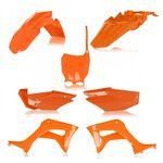 _Full Kit Plásticos Acerbis Honda CRF 110 F 19-21 Naranja | 0024606.010-P | Greenland MX_