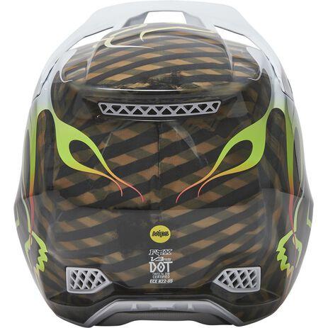 _Casco Fox V3 RS Fahren Multicolor   28021-922-P   Greenland MX_
