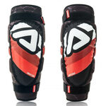 _Coderas Acerbis Soft Adulto 3.0 Negro/Rojo | 0022780.323 | Greenland MX_