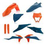 _Full Kit Plásticos Acerbis KTM EXC/EXC F 20-.. Azul/Naranja   0024054.243-P   Greenland MX_
