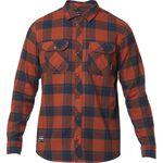 _Camisa Fox Traildust Flannel Adobe | 23826-291 | Greenland MX_