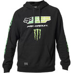 _Sudadera con Capucha Fox Monster Pro Circuit Negro | 26563-001 | Greenland MX_
