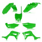 _Full Kit Plásticos Acerbis Honda CRF 110 F 19-21 Verde | 0024606.130-P | Greenland MX_