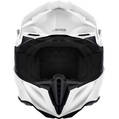 _Casco Airoh Twist Blanco Gloss | TW14 | Greenland MX_