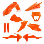 _Full Kit Plásticos Acerbis KTM EXC/EXC-F 17-19 Naranja 16 | 0023591.011.016-P | Greenland MX_