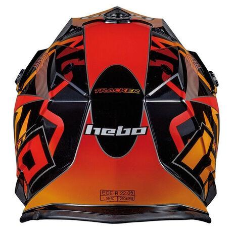 _Casco Hebo MX Tracker Negro | HC0616N | Greenland MX_