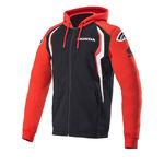_Sudadera con Capucha Alpinestars Honda Rojo/Negro   1H20-23200   Greenland MX_