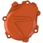 _Protector Tapa Encendido KTM SX-F 450 16-18 Husqvarna FC 450/FS 450 16-18 Naranja | 8463900002 | Greenland MX_