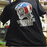 _Camiseta TJ Usa Skull Negro | CABSKULLUSA | Greenland MX_