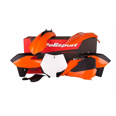 _Kit Plásticos Polisport KTM 85 2013-14 | 90555 | Greenland MX_