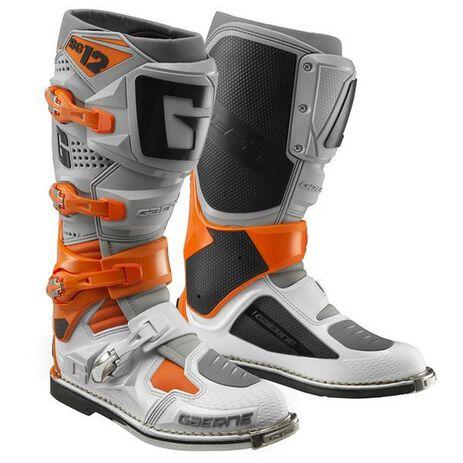 _Botas Gaerne SG12 Naranja/Gris   2174-083   Greenland MX_