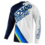 _Jersey Troy Lee Designs SE Pro Air Tilt Azul Marino/Blanco | 35517600-P | Greenland MX_