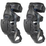 _Rodilleras Ortopédicas POD Active K8 Carbon Azul/Negro XL   K8013-017-XL   Greenland MX_