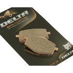 _Pastillas de Freno Delta Delanteras Yamaha DT 125 | DB2090 | Greenland MX_