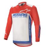 _Jersey Alpinestars Racer Supermatic Rojo/Azul/Blanco | 3761521-3172 | Greenland MX_