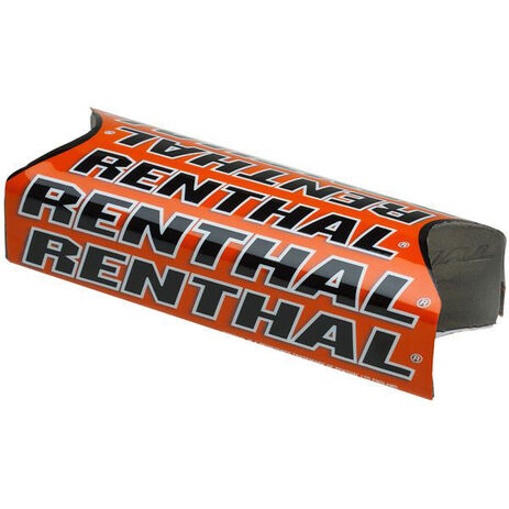 _Protector Manillar Renthal Fat Bar Team Issue Naranja | P276 | Greenland MX_