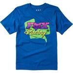 _Camiseta Infantil Fox Castr Azul | 24987-159-P | Greenland MX_