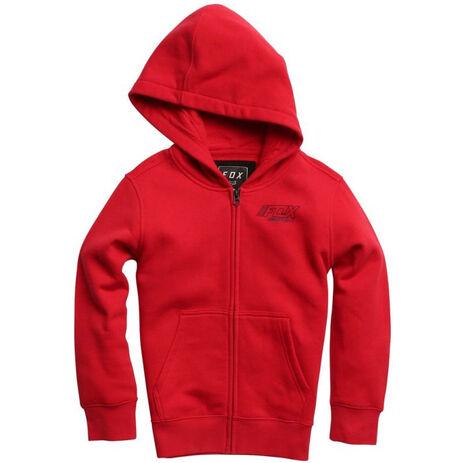 _Sudadera Infantil Fox Edify Rojo | 20996-208-YP | Greenland MX_