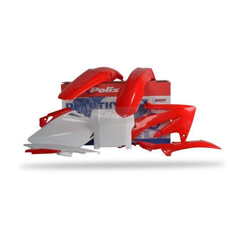 _Kit Plásticos Polisport Honda CRF 450 07 | 90125 | Greenland MX_