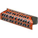 _Protector Manillar Renthal Fat Bar Team Issue Naranja | P276-P | Greenland MX_