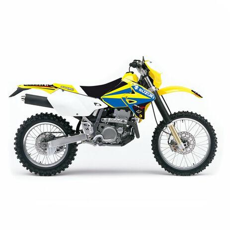 _Kit Adhesivos + Funda Blackbird Dream 4 Suzuki DRZ 400 03-..   8312N   Greenland MX_