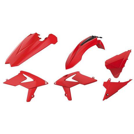 _Kit Plásticos Polisport Beta RR 2T/4T 18-19 Rojo | 90794 | Greenland MX_
