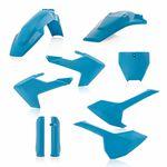 _Full Kit Plásticos Acerbis Husqvarna TC 250 17-18 FC 16-18 Azul   0021831.041-P   Greenland MX_