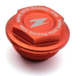 _Tapa Bomba Freno Tras. Zeta KTM 125-530 04-.. Naranja | ZE86-7110 | Greenland MX_