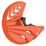_Protector Disco Delantero y Pie de Horquilla Polisport KTM SX/SX-F 15-18 EXC/EXC-F 16-18 | 8151600003 | Greenland MX_