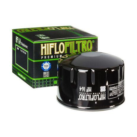 _Filtro de Aceite Hiflofiltro BMW R1200 GS 04-12   HF164   Greenland MX_