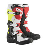 _Botas Alpinestars Tech 3 Negro/Blanco | 2013018-1053-P | Greenland MX_