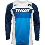 _Jersey Thor Pulse Racer Blanco/Azul Marino | 2910-617BAM-P | Greenland MX_