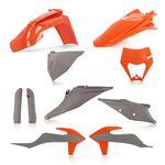_Full Kit Plásticos Acerbis KTM EXC/EXC F 20-.. Naranja/Gris | 0024054.799-P | Greenland MX_