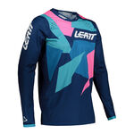 _Jersey Leatt Moto 4.5 Lite Azul/Rosa   LB5021020260-P   Greenland MX_
