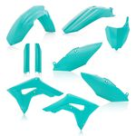 _Full Kit Plásticos Acerbis Honda CRF 250 R 18 CRF 450 R 17-18 Turquesa | 0022385.133-P | Greenland MX_