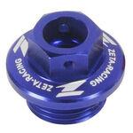_Tapón Llenado Aceite Suzuki RM 80/85 01-17 RM 125/250 01-08 RMZ 250 07-19 Azul | ZE89-2212 | Greenland MX_