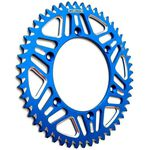 _Corona Gnerik Aluminio Antibarro Yamaha WR/WR-F/YZ/YZ-F 99-17 Azul | GK-T5171B | Greenland MX_