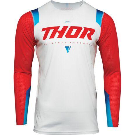 _Jersey Thor Prime Pro Unite Rojo | 2910-587R-P | Greenland MX_