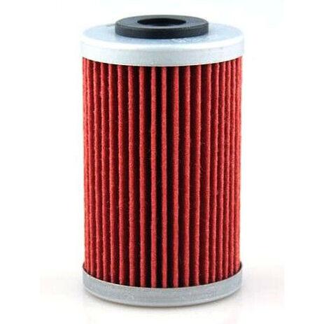 _Filtro de Aceite Hiflofiltro KTM SXF/EXCF 400/450/525 99-06 1º Husaberg FE 89-08 | HF155 | Greenland MX_