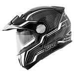 _Casco Givi X.33 Canyon Layers Negro/Blanco | HX33FLYBW-P | Greenland MX_