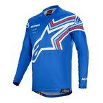 _Jersey Alpinestars Racer Braap 2020 Azul/Blanco   3761420-7250   Greenland MX_